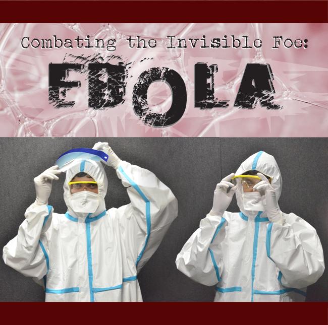 Combatiendo al enemigo invisible   El Ebola