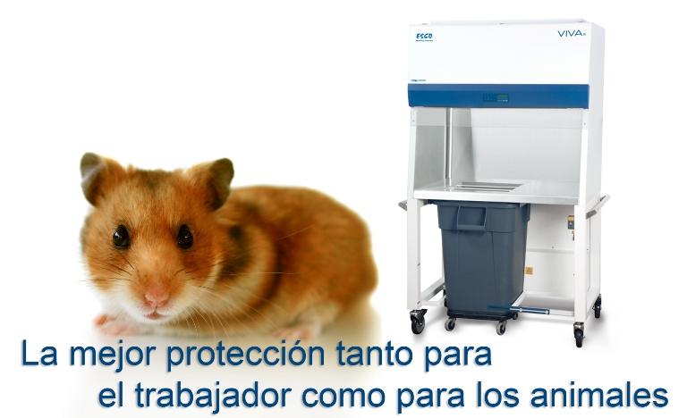 La mejor protección tanto para el trabajador como para los animales